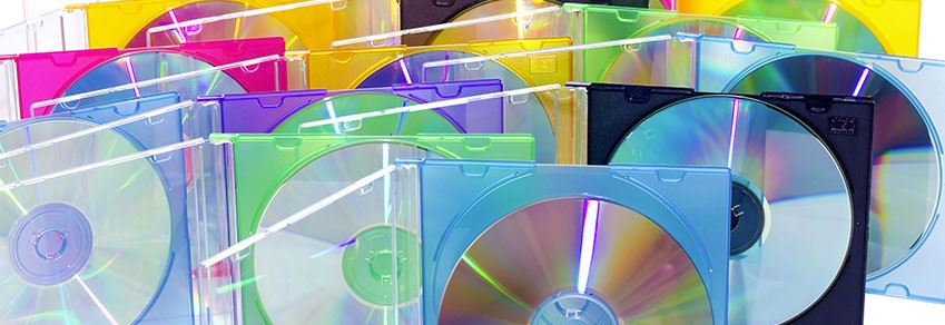 Quality CD/DVD Packaging Services