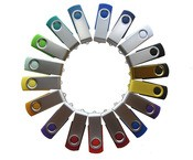 USB Stick Twist All Colours