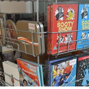 Special Offer - CD / DVD Stand