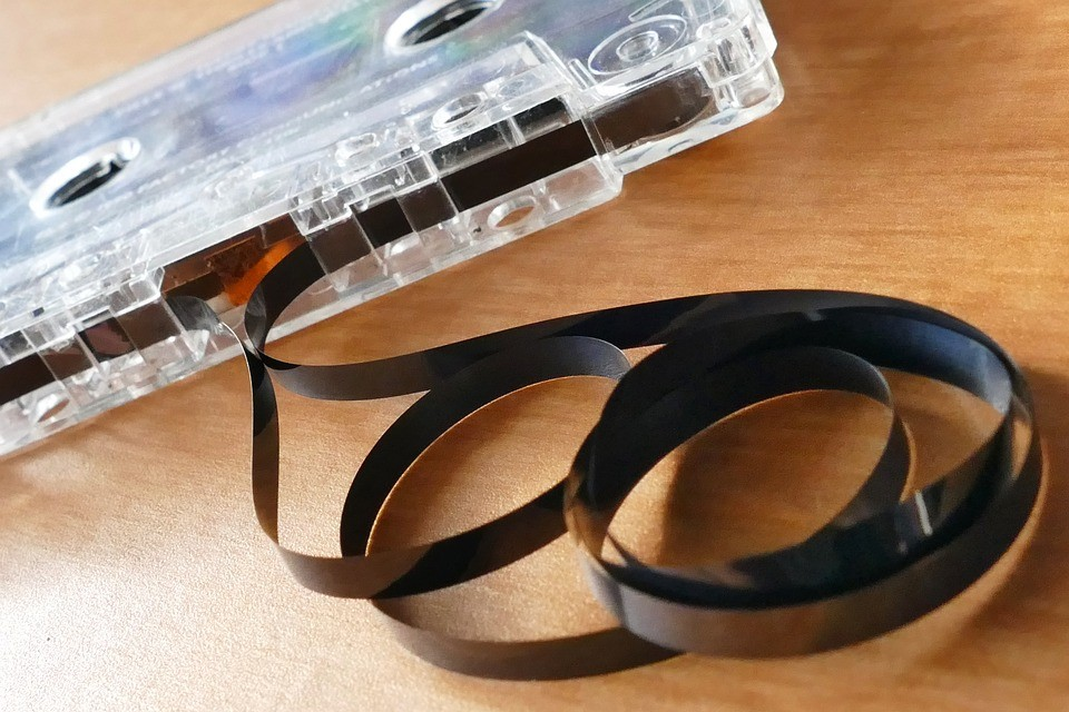 Transfer Audio Tape to Digital Formats